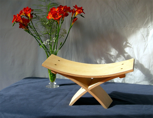 Zen Meditation Bench